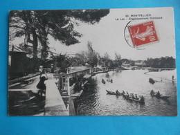 34 :MONTPELLIER : Le LEZ , ETABLISSEMENT RIMBAUD , C.P.A. ,carte En Très Bon état ,animée - Montpellier