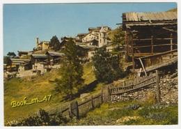 {77950} 05 Hautes Alpes Saint Véran , Vue Générale - France