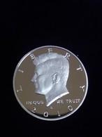 2010 Proof Kennedy Half Dollar - Federal Issues