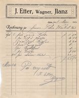 J. Etter, Wagner Ilanz 1926 - Suisse