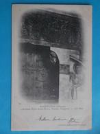 34 :MAGUELONE : ANCIENNE EGLISE St.PIERRE , PORTAIL , FRAGMENT , C.P.A. ,carte En Très Bon état , - Otros Municipios