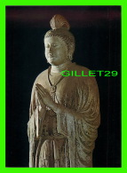 TOKYO, JAPON - THE STATUE OF GAKKO BOSATSU OF MOONLIGHT BUDDHIST SAINT, TODAIJI TEMPLE - DIMENSION 12 X 17 Cm - - Tokyo