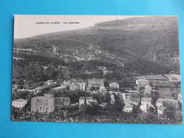 34 :LAMALOU Les BAINS : LE BAS ; VUE GENERALE , C.P.A. ,carte En Très Bon état , - Lamalou Les Bains