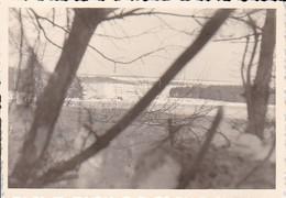 Foto Russische Landschaft Im Winter - Ca. 1940 - 9*6cm (33261) - Orte