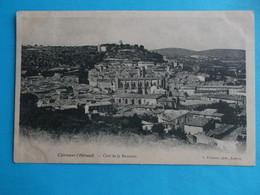 34 : CLERMONT-L'HERAULT : COTE De La RAMASSE, C.P.A. ,carte En Très Bon état , - Clermont L'Hérault