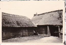Foto Bauernhaus Und Scheune Mit Storchennest - Störche - 9*6cm (33265) - Orte