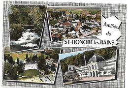 Amitiés De SAINT HONORE LES BAINS - Saint-Honoré-les-Bains