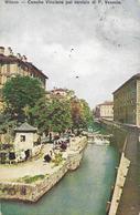 MILANO - CONCHE VINCIANE PEL SERVIZIO DI P. VENEZIA - E - V: 1912 - Milano (Milan)