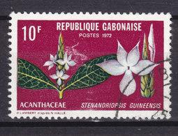 Gabon 1972 Mi. 465    10 Fr Flora Stenandriopsis - Gabun (1960-...)