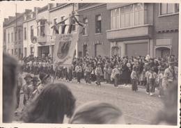 Foto Photo (7 X 10 Cm) La Louvière Carnaval 1956 - La Louvière