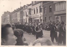 Foto Photo (7 X 10 Cm) La Louvière Carnaval 1956 Garage Van Der Maren - La Louvière