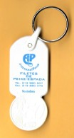 SHOPPING CART TOKEN / JETON DE CADDIE - AP - ARTESANAL PESCA - FILETES DE PEIXE-ESPADA / PORTUGAL / 01 - Trolley Token/Shopping Trolley Chip