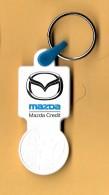 SHOPPING CART TOKEN / JETON DE CADDIE - MAZDA - MAZDA CREDIT / PORTUGAL / 01 - Trolley Token/Shopping Trolley Chip