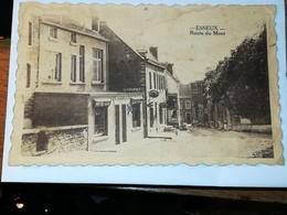 Esneux - Route Du Mont - Voir Commerce - Edit. Vic. Pirlot - Trou De Punaise - Esneux