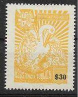 1963-64 MOZAMBIQUE Bienfaisance 27** Pélican - Mozambique