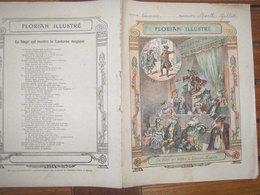 FLORIAN ILLUSTRE /LE SINGE MONTRE LA LANTERNE MAGIQUE - Animals