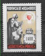 1973 MOZAMBIQUE Bienfaisance 35** Assistance Publique - Mozambique