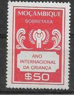 1979 MOZAMBIQUE Bienfaisance 39** Année De L'enfant - Mozambique