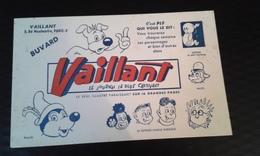 Buvard VAILLANT - Blotters