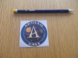 Autocollant - NASA APOLLO - ANCEL - Stickers