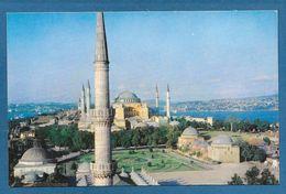 TURKEY ISTANBUL SAINT SOPHIA - PAN AMERICAN WORLD AIRWAYS - Turchia