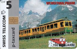 Wengernalpbahn - Switzerland