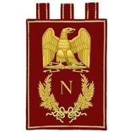 Aigle Impérial Napoléon Entièrement Doublé - Other Collections