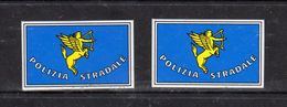 - Polizia Stradale - - Stickers