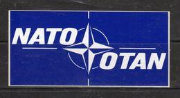 - N A T O  - - Stickers