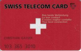 Swiss Telecom Card - Switzerland