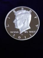 2011 Proof Kennedy Half Dollar - Federal Issues