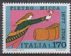 1977 - Pietro Micca - Nuovo - 6. 1946-.. Repubblica