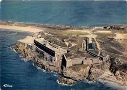 Presqu Ile De QUIBERON Le Fort De PENTHIEVRE Vue Aerienne 15(scan Recto-verso) MA1826 - Quiberon