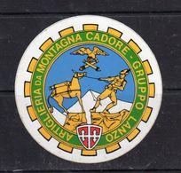- Artiglieria Da Montagna Cadore - Gruppo Lanzo  - - Stickers