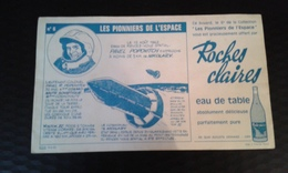 Buvard Roches Claires - Blotters