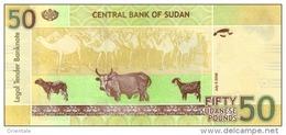 SUDAN P. 69a 50 P 2006 UNC - Soudan