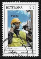 Botswana, Scott # 472 Used Training, 1990 - Botswana (1966-...)
