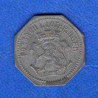 Forbach  10  Pf - Monetary / Of Necessity