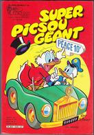SUPER PICSOU GEANT  N°102 BIS ¤ 08/1980 ¤ Supplément Hors Série De PICSOU MAGAZINE - - Picsou Magazine