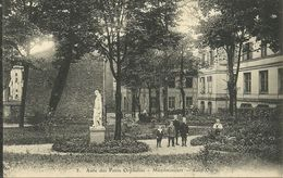 MENILMONTANT  -- Asile Des Petits Orphelins - Côté Oueste                     - N° 3 - Arrondissement: 20