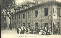 MENILMONTANT  -- Asile Des Petits Orphelins - Pavillon Des Anciens                    - N° 4 - Arrondissement: 20