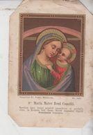 SANTINO MARIA MATER BONI CONSILII GENAZZANO ROMA - Devotion Images
