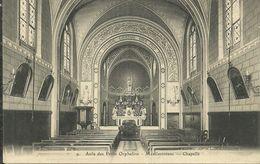 MENILMONTANT  -- Asile Des Petits Orphelins - Chapelle                    - N° 9 - Arrondissement: 20