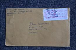Lettre De LIMA ( PEROU )vers FRANCE - Peru