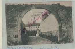 CPA  Gruss Aus Altdorf I. Els -  Alte Klostermauer Mit Pfarrhaus   FEVR 2018 421 - Non Classificati
