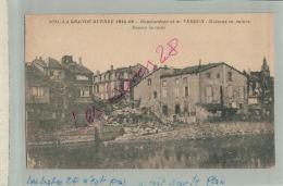 CPA  55    MILITARIA LA GUERRE 1914-18   BOMBARDEMENT  DE VERDUN  Maisons En Ruines   FEVR 2018 485 - Verdun