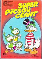 SUPER PICSOU GEANT  N° 90 BIS ¤ 08/1979 ¤ Supplément Hors Série De PICSOU MAGAZINE - Plongée Sous Marine Plongeur - Picsou Magazine