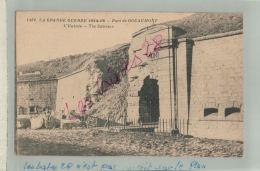 CPA  55    MILITARIA LA GUERRE 1914-18  FORT De DOUAUMONT  L'ENtrée    FEVR 2018 493 - Douaumont