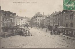 Bourg Argental- Place D'armeville - Bourg Argental