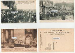 LOT DE 50 CPA - 1914-1916 - Série 1 - Postcards